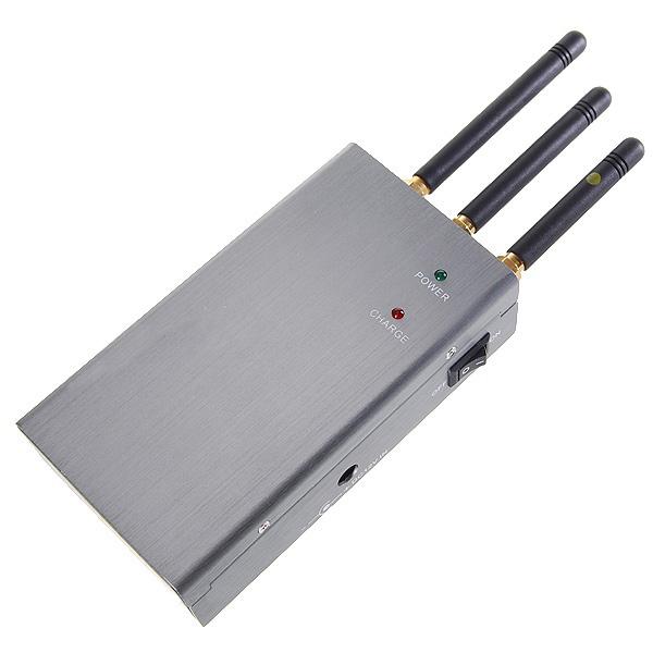 Osobní rušička (GSM/3G) - PJ03 (20m)