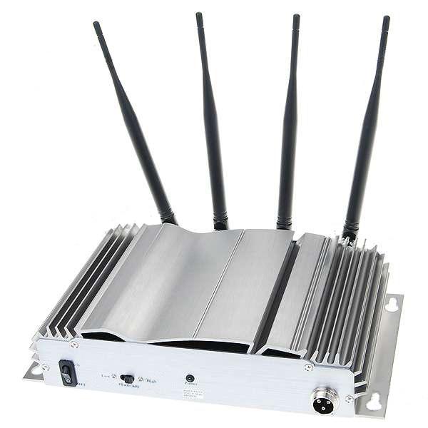 Rušička mobilního signálu (GSM/3G) - J08 (40m)