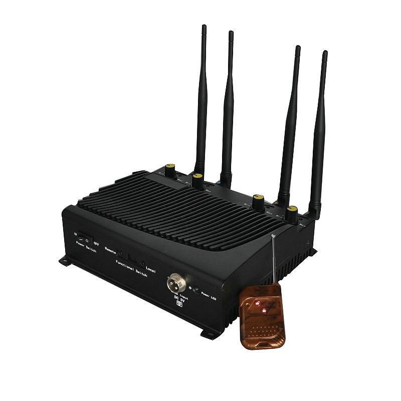 Nastavitelná rušička (GSM/3G/WiFi/BT) - (40m)