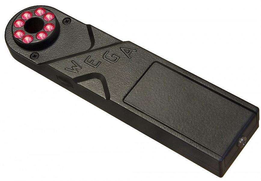 Detektor skrytých kamer WEGA-i
