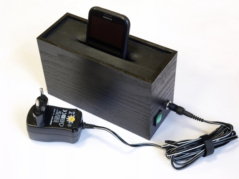 Ultrazvukový box - Spysonic spy-box